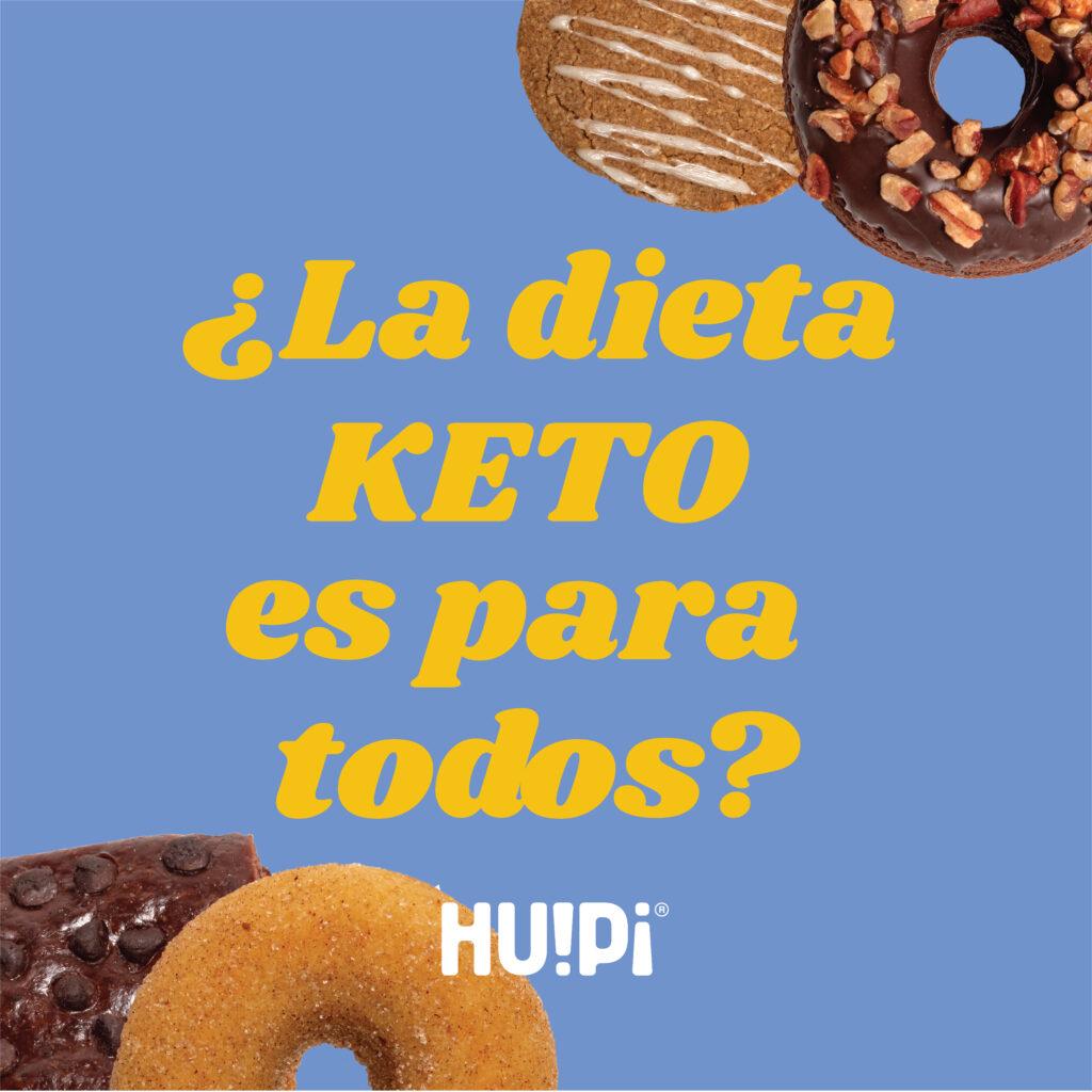 ¿La dieta KETO es para todos?